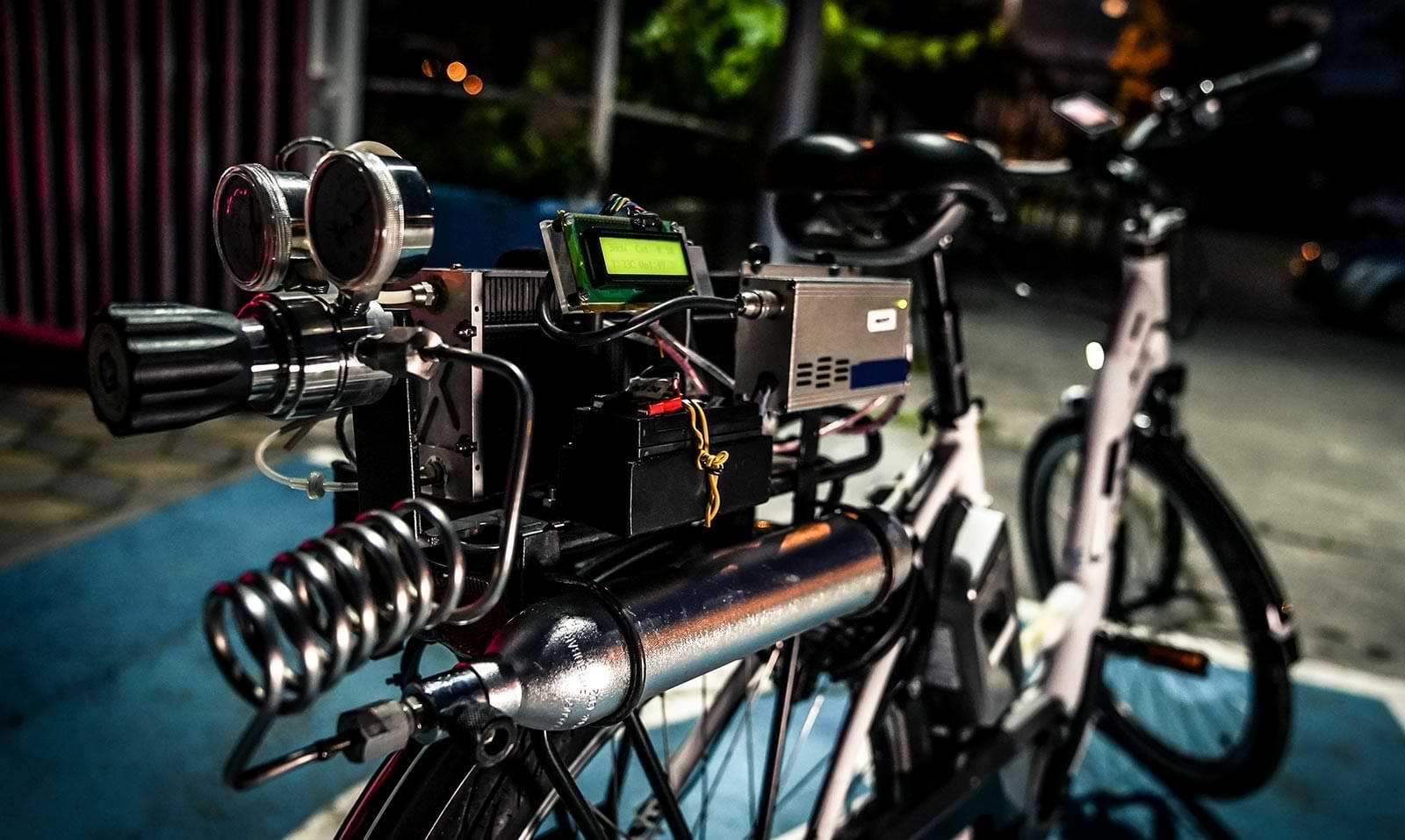 bicikl na vodik
