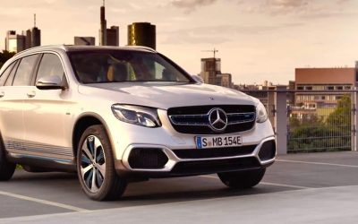 Mercedes SUV – GLC F-CELL