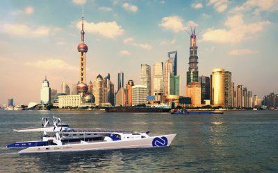 Prvi brod na pogon vodikom koji će ploviti oko svijeta