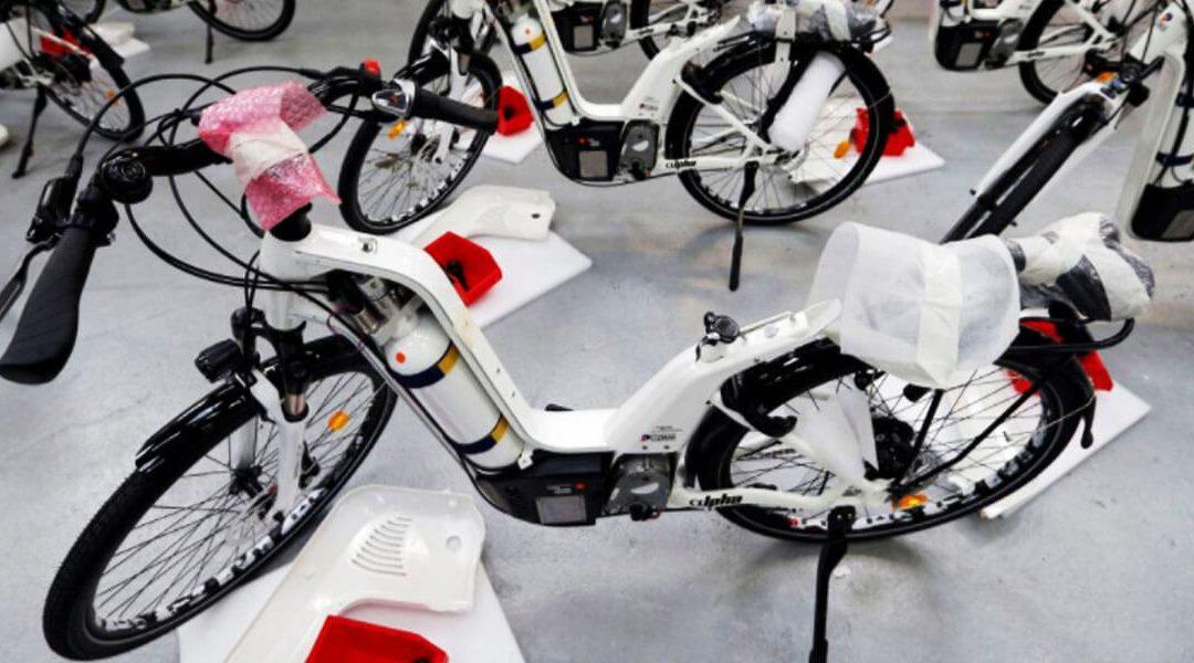 Francuska kompanija kreće u proizvodnju vodikovih bicikla