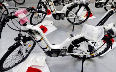 French company is ready to start manufacturing hydrogen bicycles