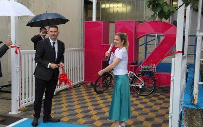 Otvorena prva hrvatska punionica vodika