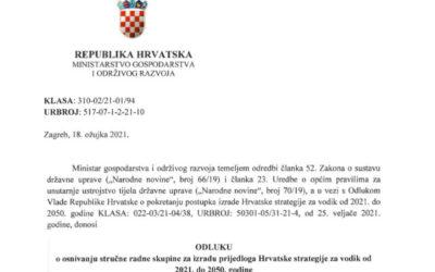 Hrvatska strategija za vodik
